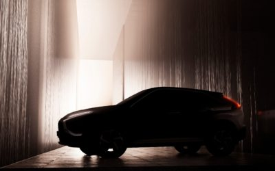MITSUBISHI MOTORS TEASES NEW ECLIPSE CROSS REDESIGN