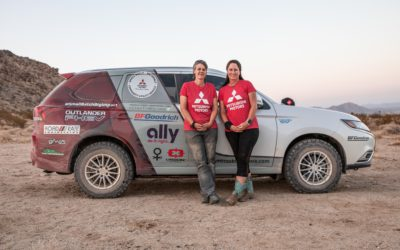 INTERNATIONAL NEWS: MITSUBISHI MOTORS SUPPORTS FEMALE MILITARY VETERANS FOR 2020 REBELLE RALLY