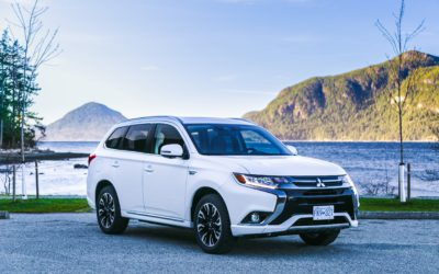 2018 Mitsubishi Outlander PHEV and Outlander Earn Top Honours from Automotive Science Group