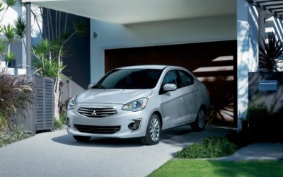 Mitsubishi Mirage G4 Sedan Earns Vincentric's Best Value in Canada Award for Subcompact Cars