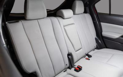 2022 Mitsubishi Eclipse Cross (Back seat)