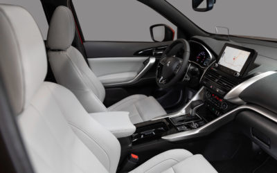 2022 Mitsubishi Eclipse Cross (Front seat)