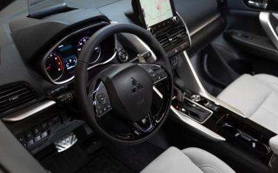 2022 Mitsubishi Eclipse Cross (Steering wheel)