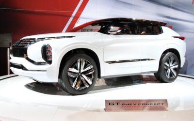 INTERNATIONAL NEWS: Mitsubishi Eclipse Cross and GT-PHEV scoop prestigious GOOD DESIGN™ awards