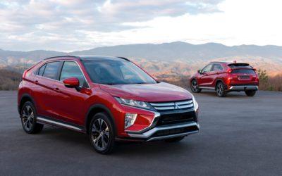 All-New Mitsubishi Eclipse Cross Compact SUV