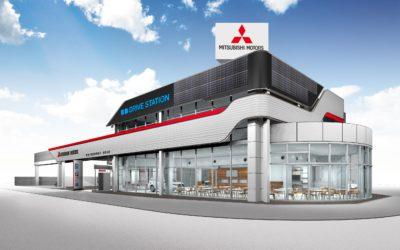 INTERNATIONAL NEWS: More than a showroom – Mitsubishi Motors reveals new Hyper Energy Station