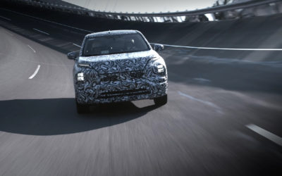 MITSUBISHI MOTORS Unveils Testing Footage of the All-New OUTLANDER  – The flagship SUV builds on the company's rugged history and heritage –