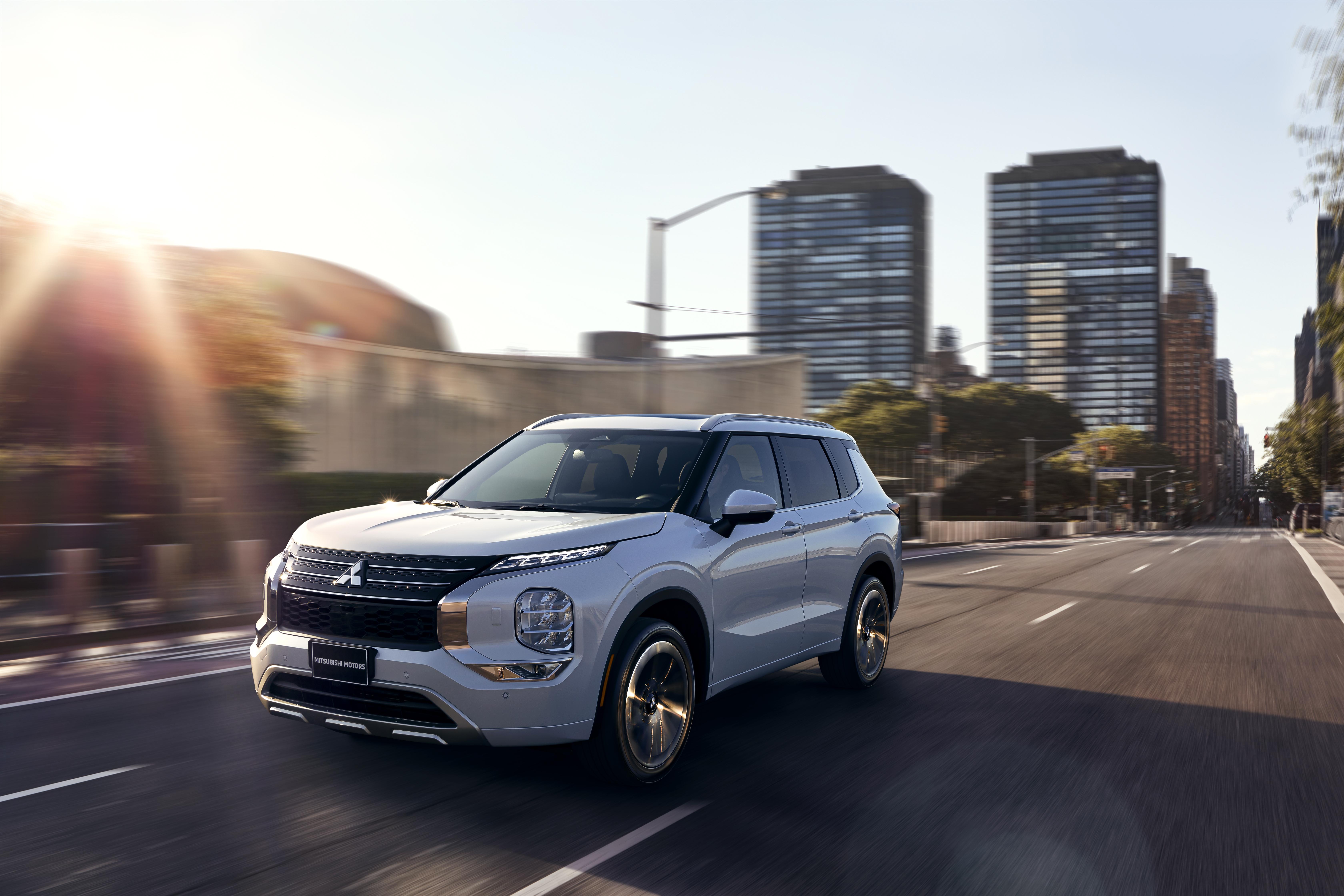 Résultats de fin d'exercice de Mitsubishi Motors Canada