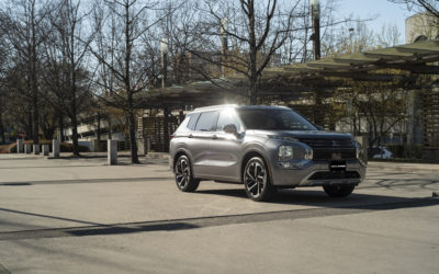 2022 Mitsubishi Outlander (City-8)