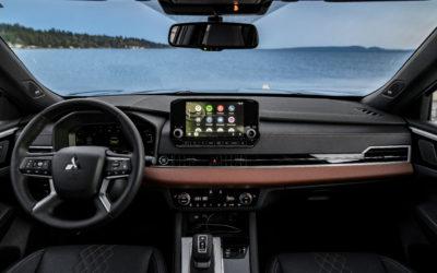 2022 Mitsubishi Outlander (Interior-5)