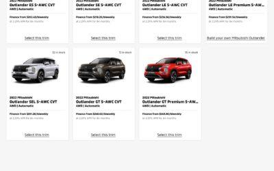 Mitsubishi Motors Transforms Customer Experience with New 24/7 Digital Showroom