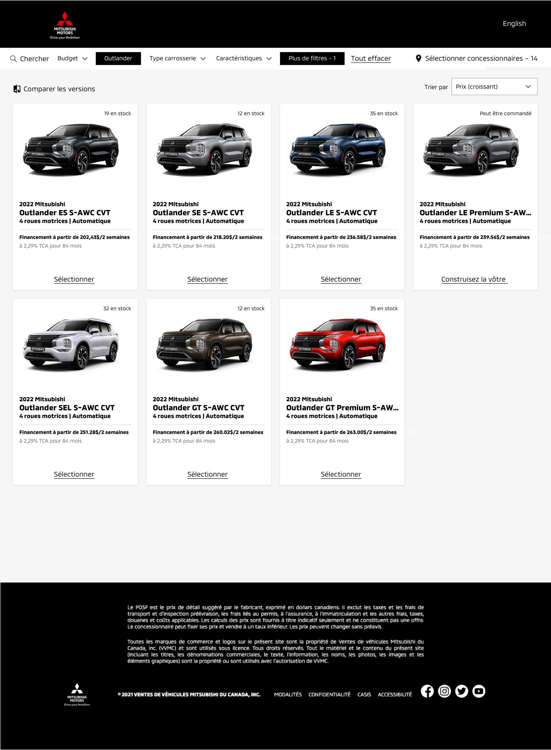 Mitsubishi Motors transforme l'expérience client avec sa nouvelle salle d'exposition numérique accessible en tout temps