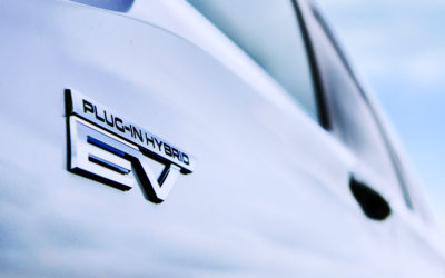 The All-New Outlander PHEV with New-Generation PHEV System