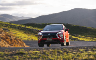 REDESIGNED 2022 MITSUBISHI ECLIPSE CROSS SCORES 5-STAR OVERALL SAFETY RATING IN NHTSA CRASH TESTING