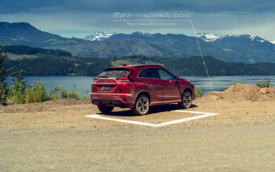 2022 Mitsubishi Eclipse Cross With what3words Offline (Fraser Valley-1)